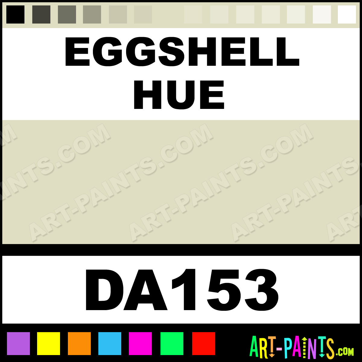 Eggshell Paint Color Related