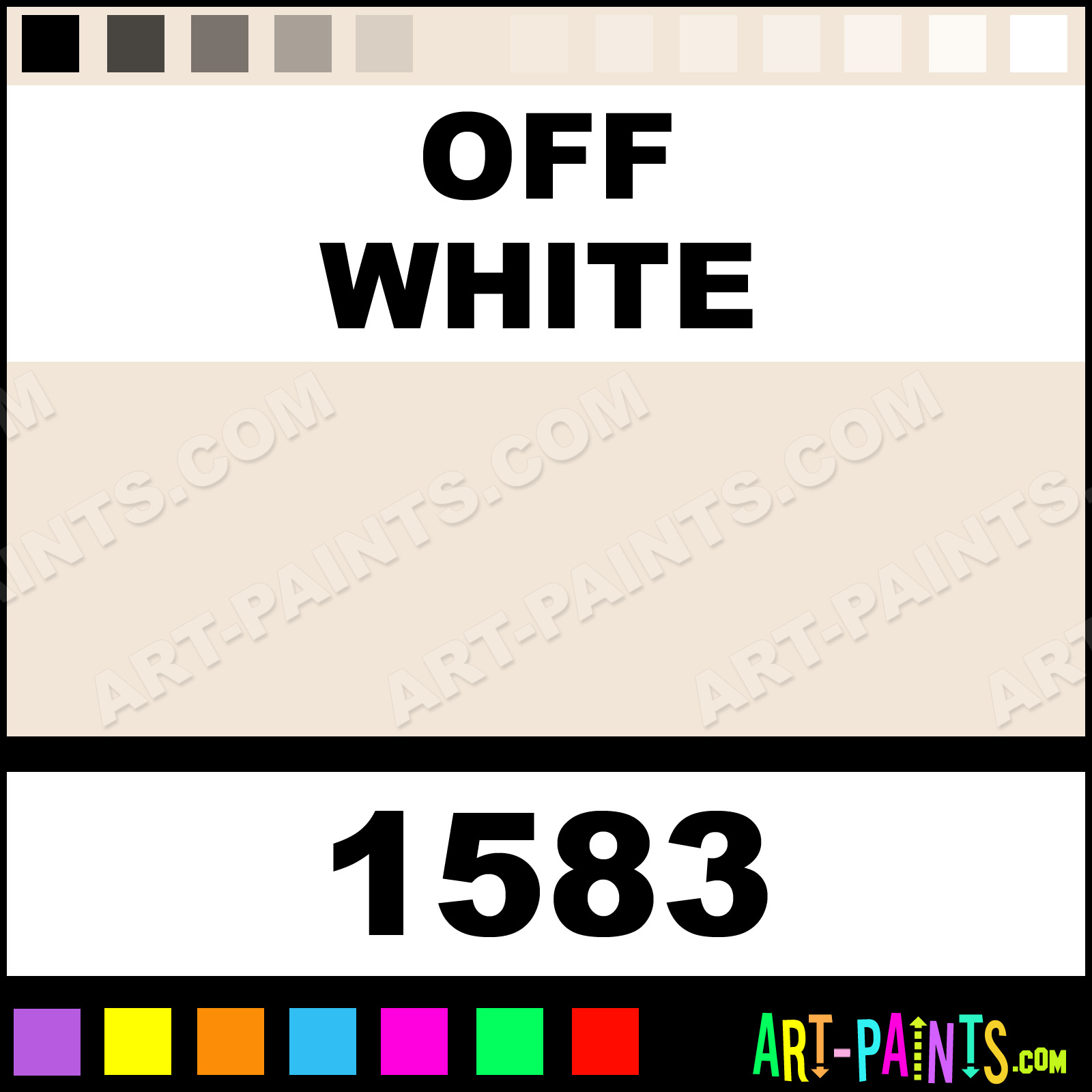 of white color whites off white color swatch images