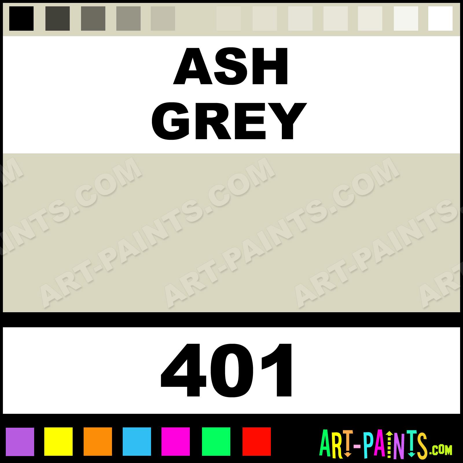 Acrylic Spray Paint Grey