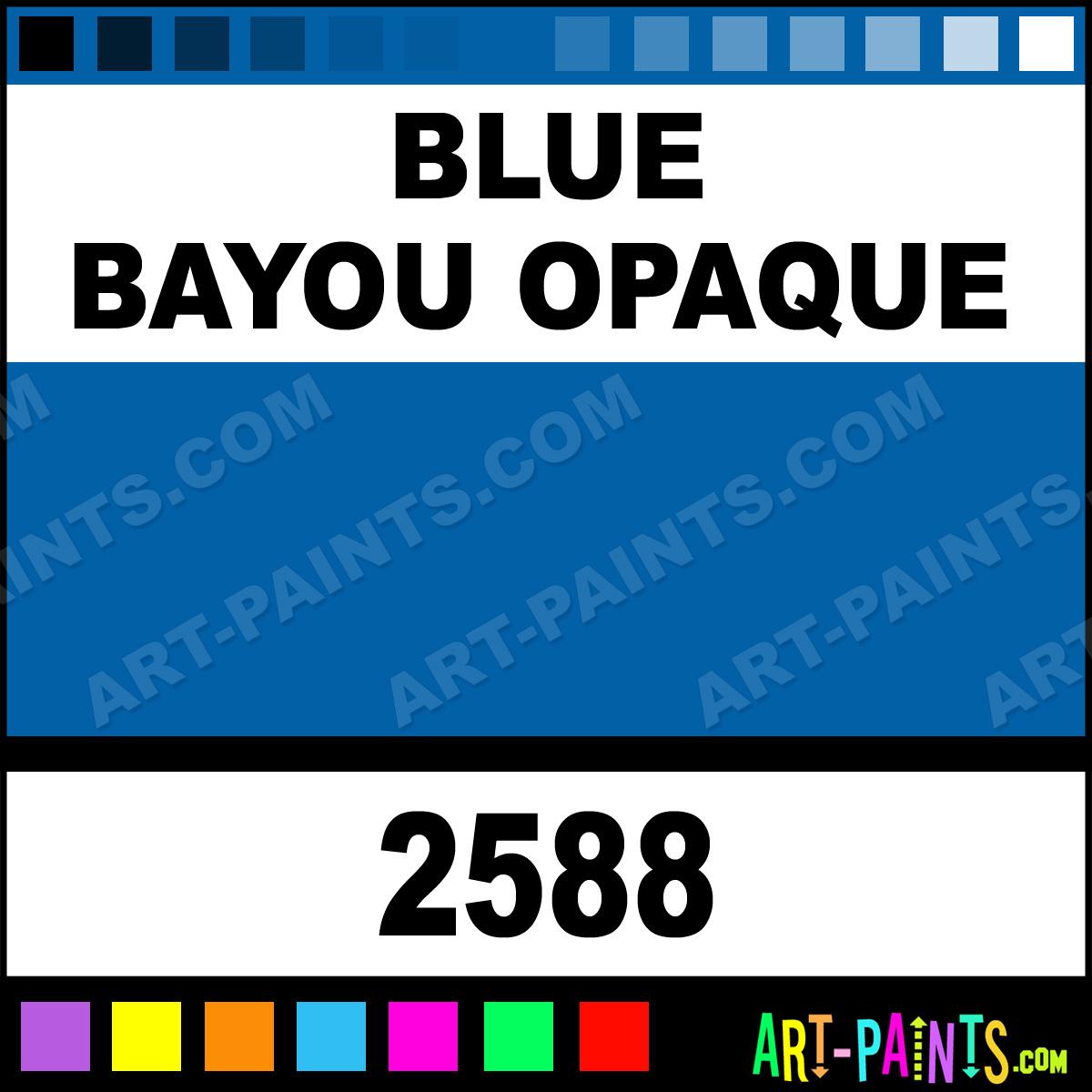 Blue bayou opaque delta acrylic paints 2588 blue bayou opaque blue bayou opaque paint 2588 by ceramcoat delta paints nvjuhfo Choice Image