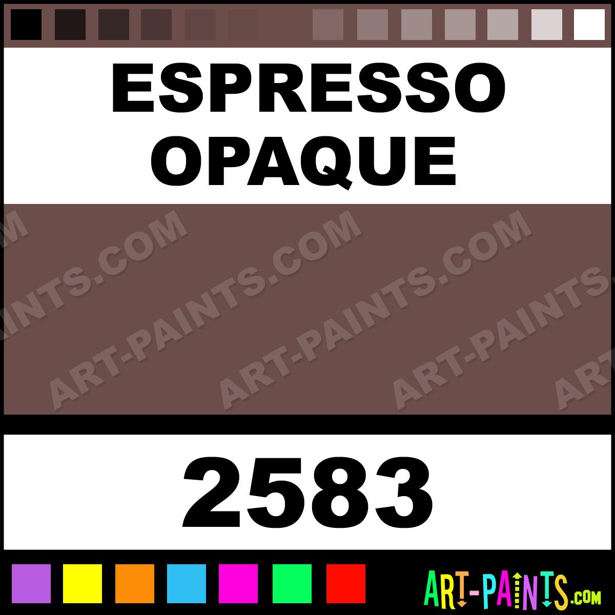 Espresso opaque delta acrylic paints 2583 espresso opaque espresso opaque paint 2583 by ceramcoat delta paints nvjuhfo Choice Image