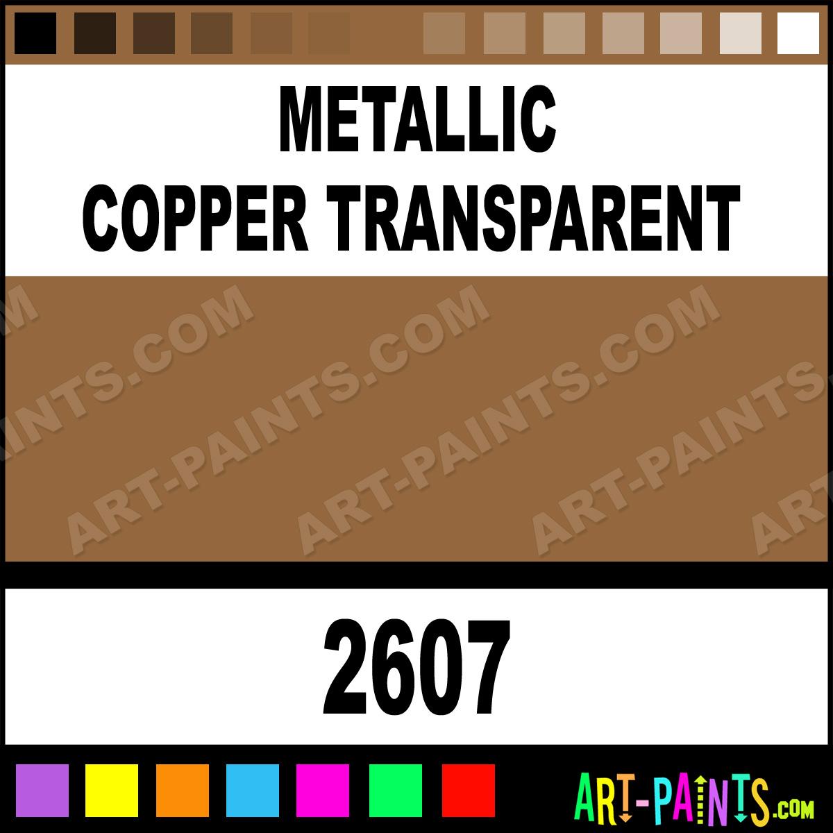 Metallic copper transparent delta acrylic paints 2607 metallic metallic copper transparent paint 2607 by ceramcoat delta paints nvjuhfo Choice Image