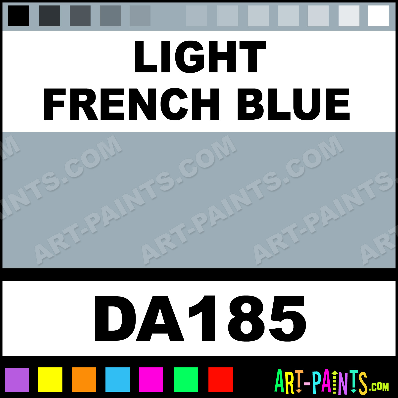 Decoart Americana Paints Light French Blue