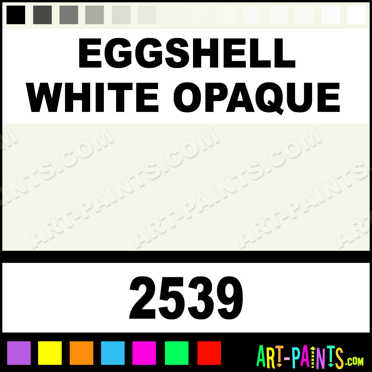 Eggshell white opaque ceramcoat acrylic paints 2539 eggshell eggshell white nvjuhfo Choice Image