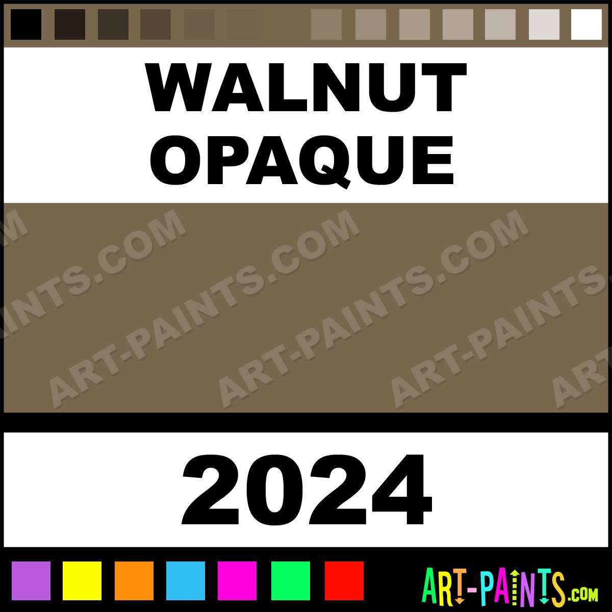Which Oil Paints Are Opaque