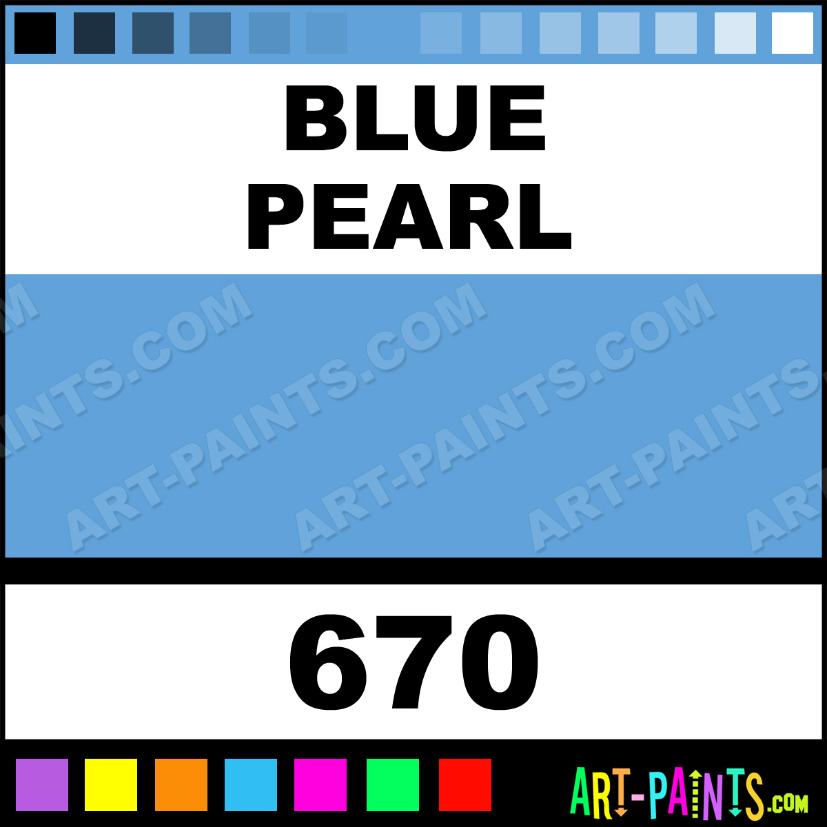 Blue Pearl Paint Blue Pearl
