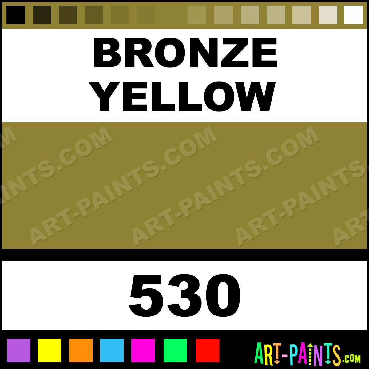 Bronze yellow basics acrylic paints 530 bronze yellow paint bronze yellow paint 530 by liquitex basics paints nvjuhfo Image collections