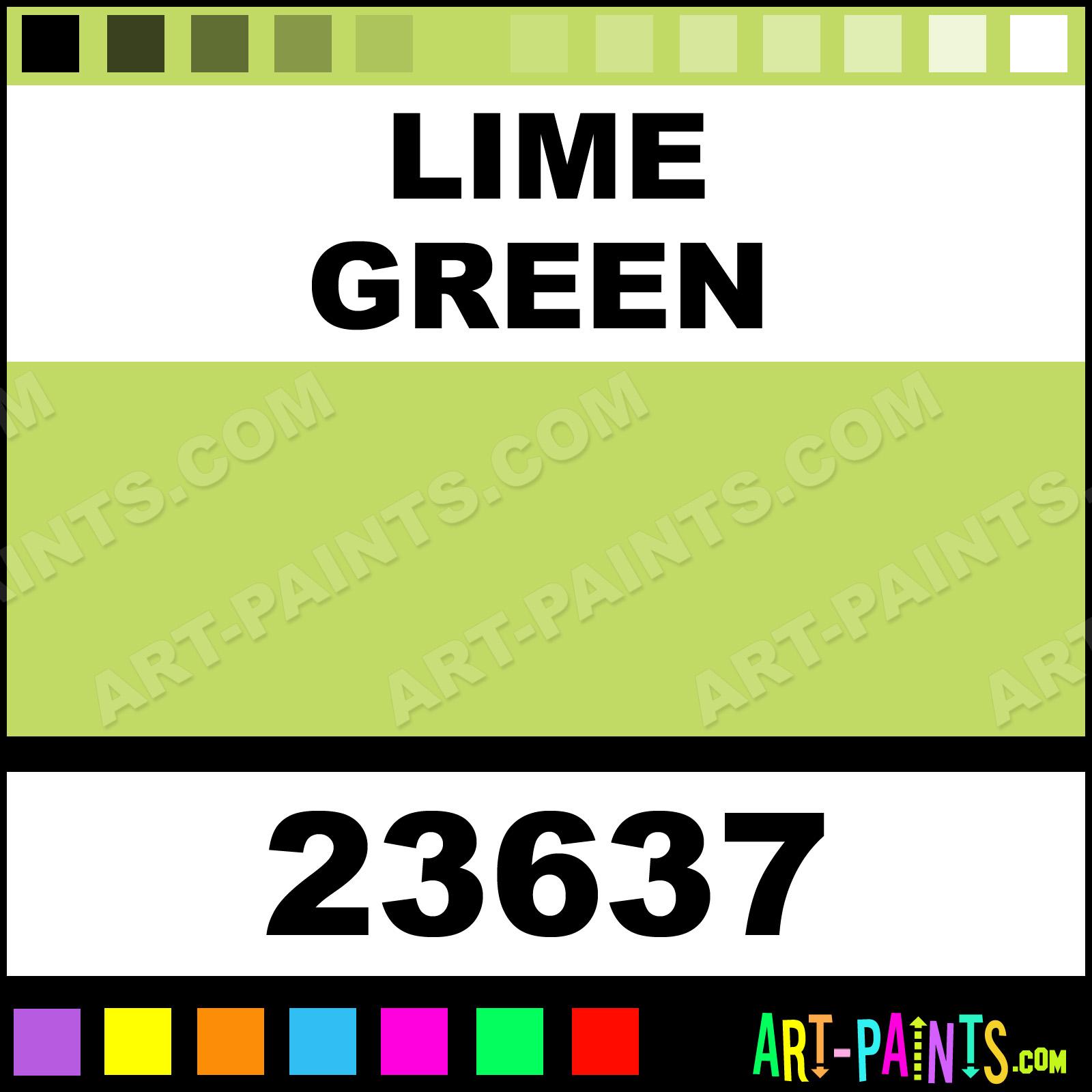 Lime Green Craft Smart Acrylic Paints 23637 Paint Color Michaels C1da65 Art