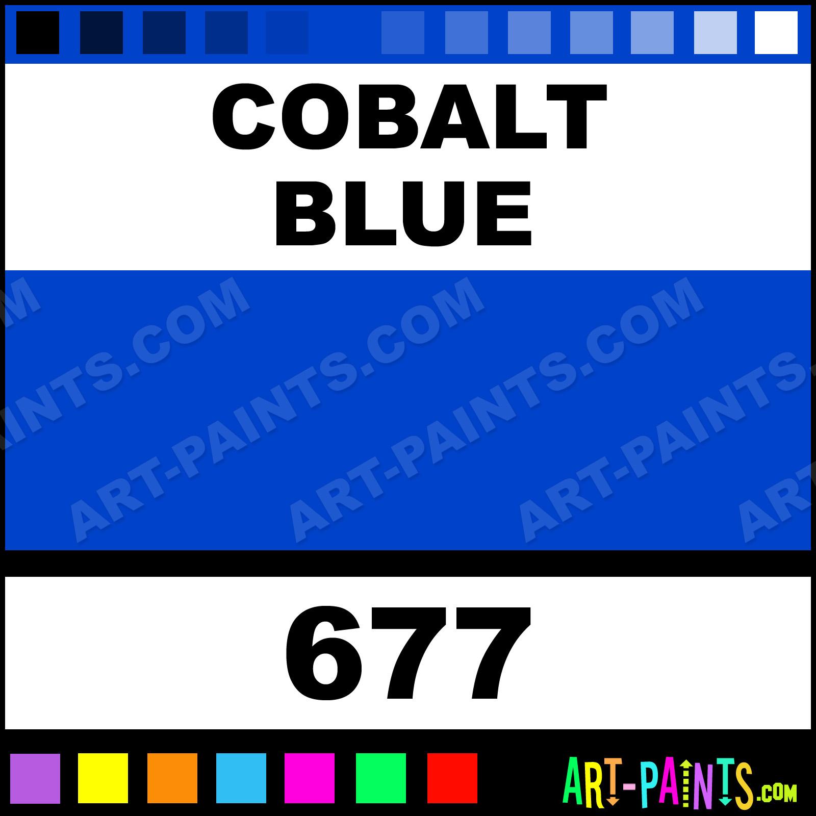 Cobalt Blue Gun Room