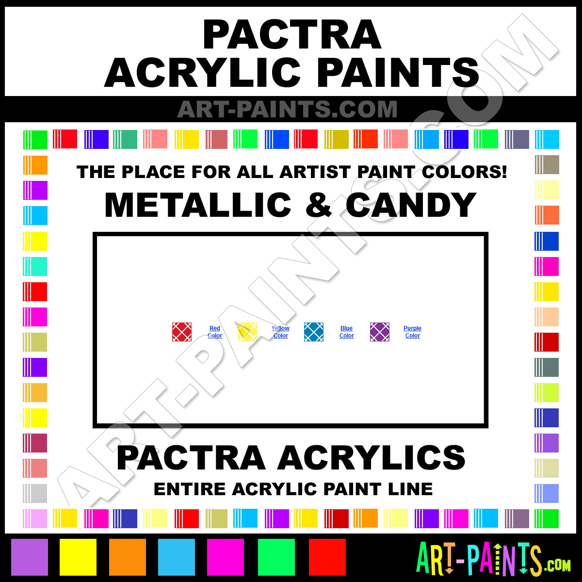 Pactra Acrylic Paint