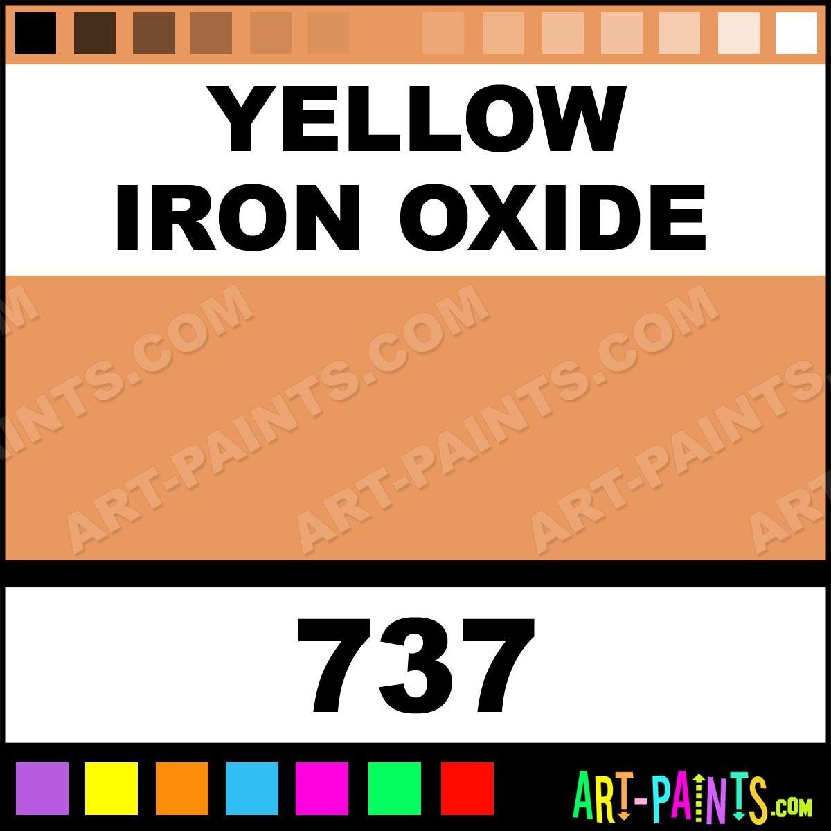 Iron Oxide Face Paint