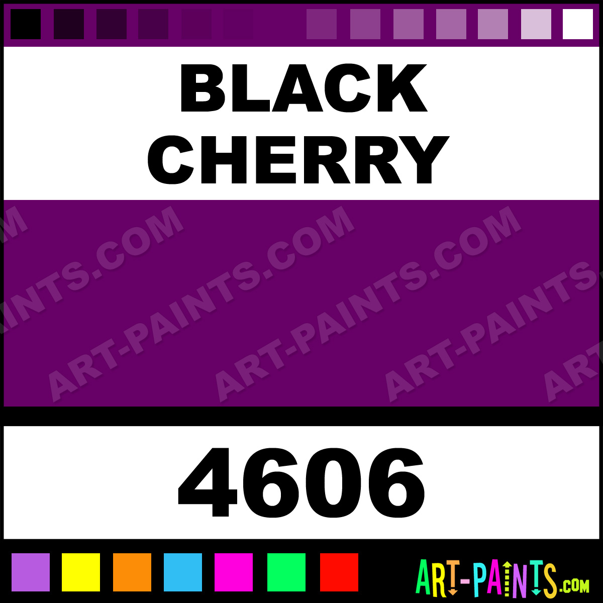 Black Cherry Paint 4606 By Autoair Candy