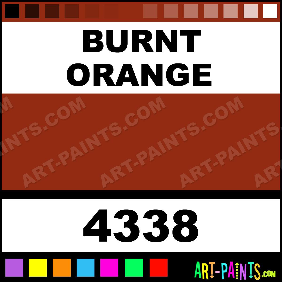 Burnt Orange Metallic Special Fx Airbrush Spray Paints