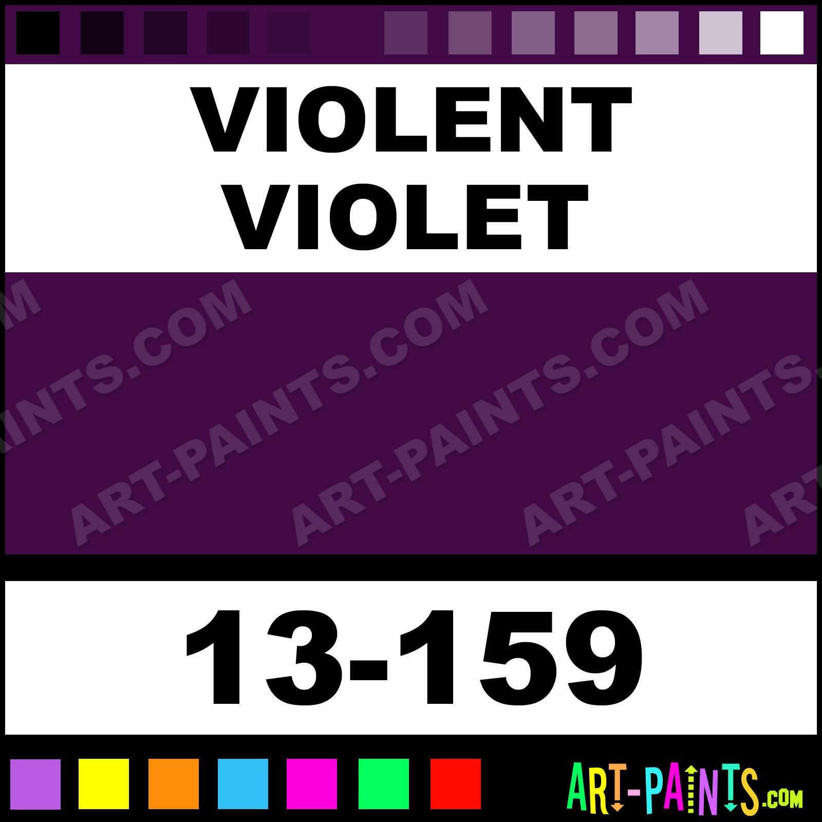 Насильственные Фиолетовый FreakFlex Аэрограф Spray Краски - 13-159 - Насильственные ...