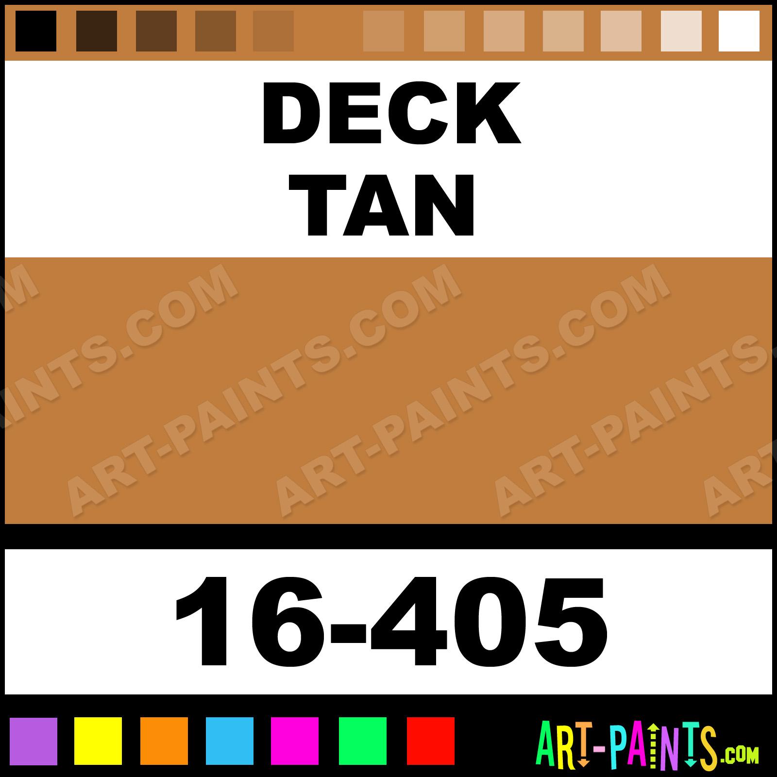 Deck Tan ModelFlex Marine Airbrush Spray Paints - 16-405