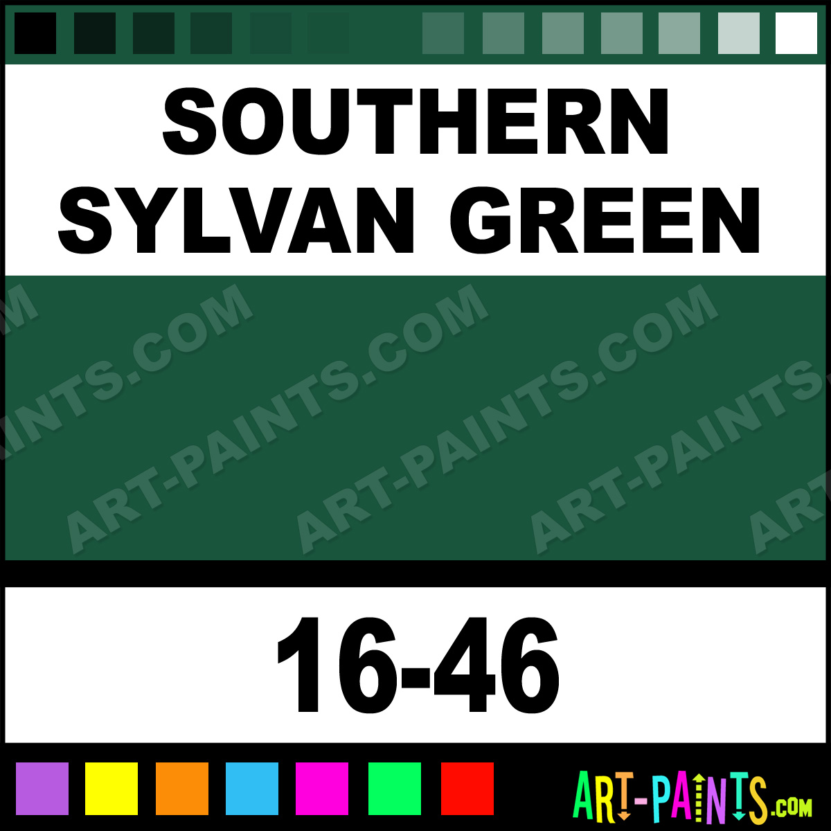 Southern sylvan green modelflex railroad airbrush spray for Southern paint supply