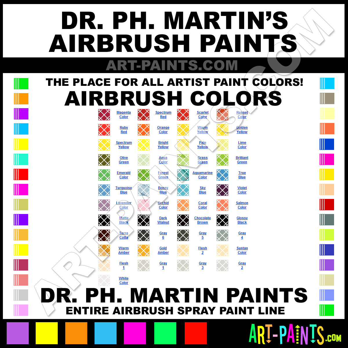 Dr Ph Martins Airbrush Spray Paint Brands Dr Ph Martins Spray Paint Brands Airbrush Spray