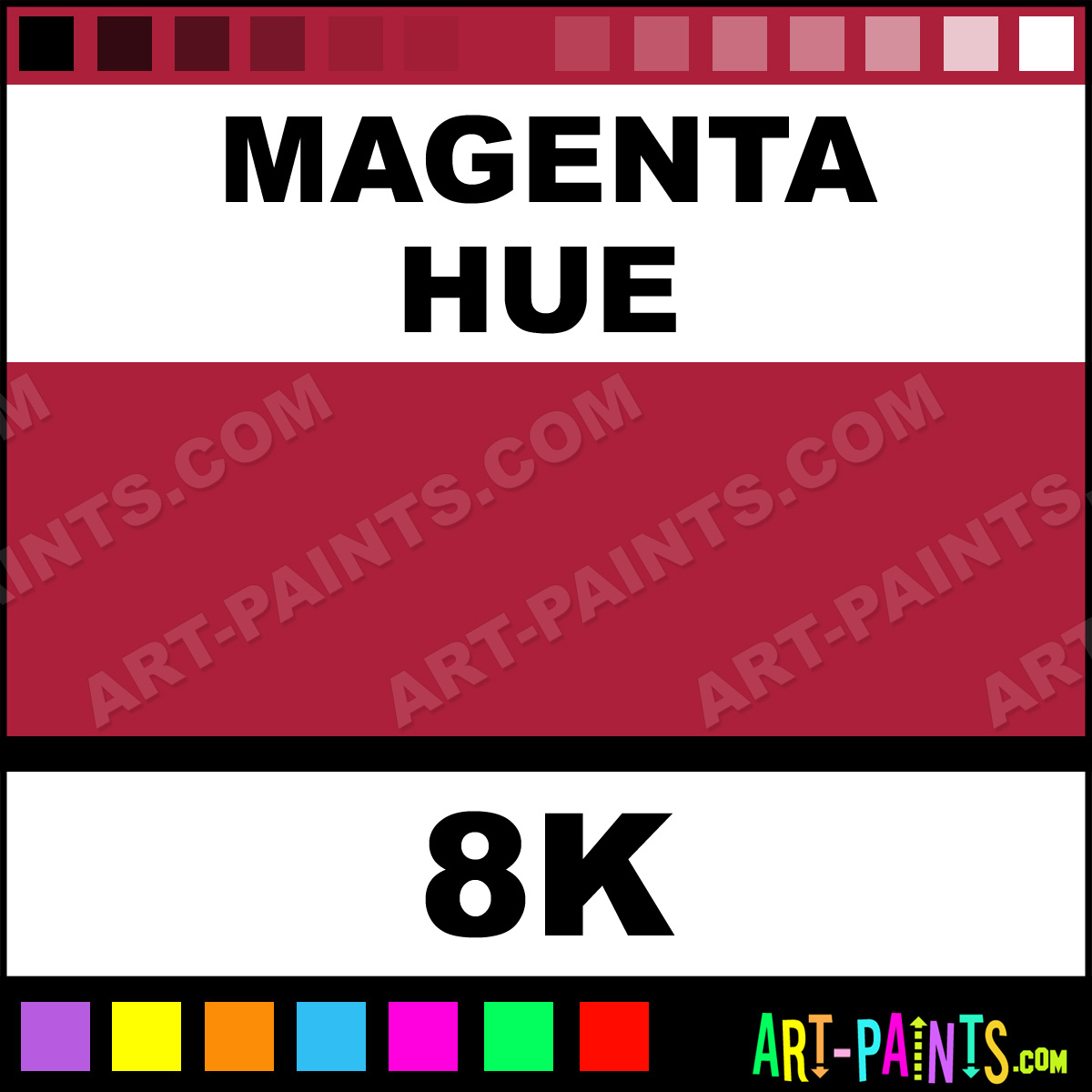 Magenta Spectralite Airbrush Spray Paints - 8K - Magenta ...