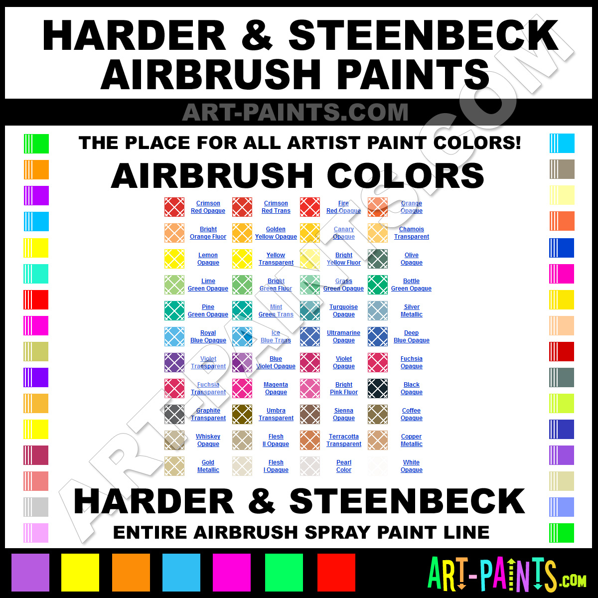 Harder And Steenbeck Airbrush Spray Paint Brands Harder And Steenbeck Spray Paint Brands