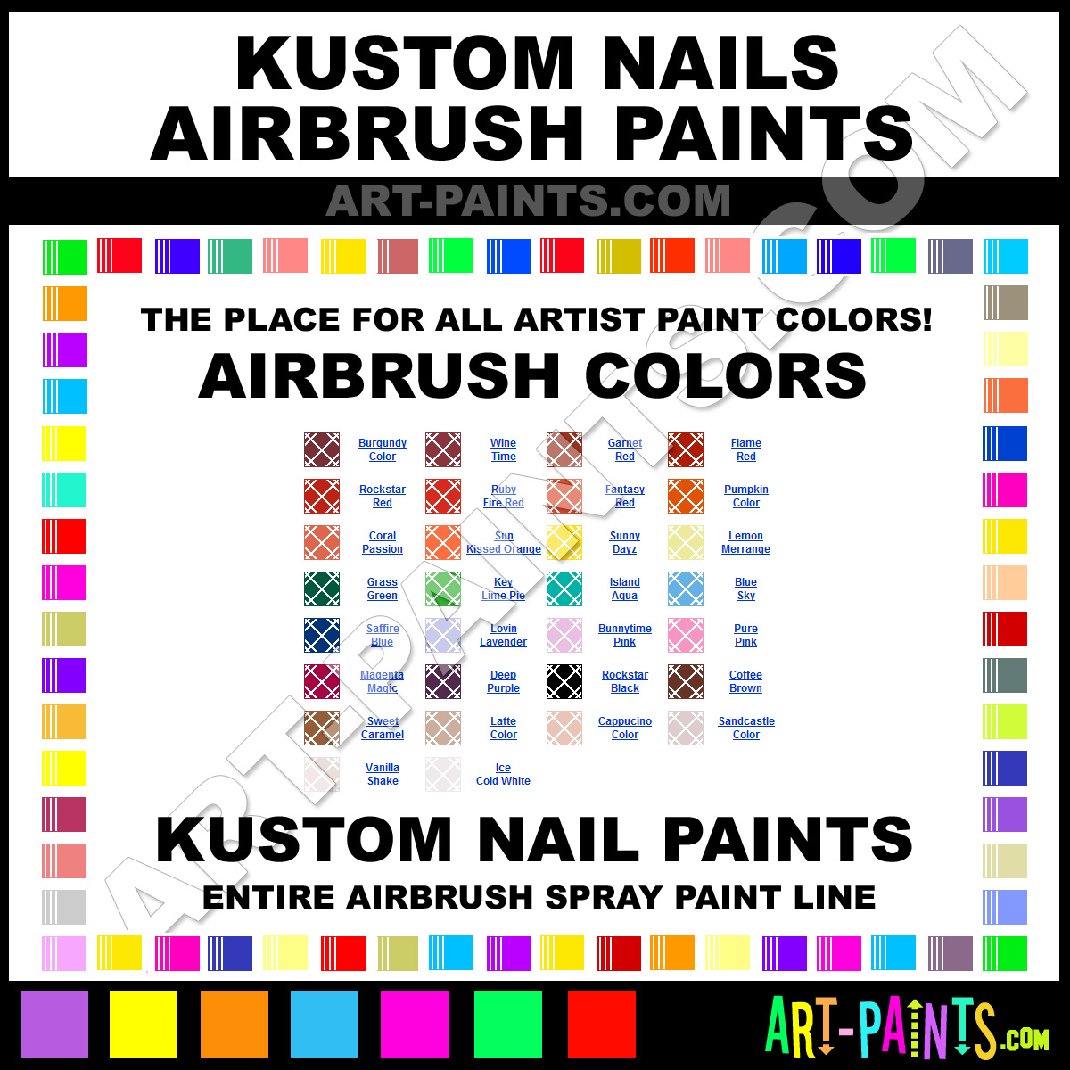 download this Kustom Nails Airbrush Spray Paint Brands picture