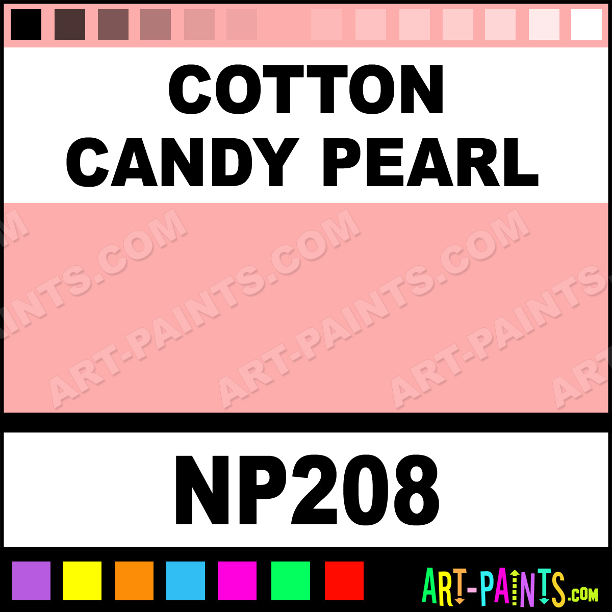 Candy Paint Custom Nails