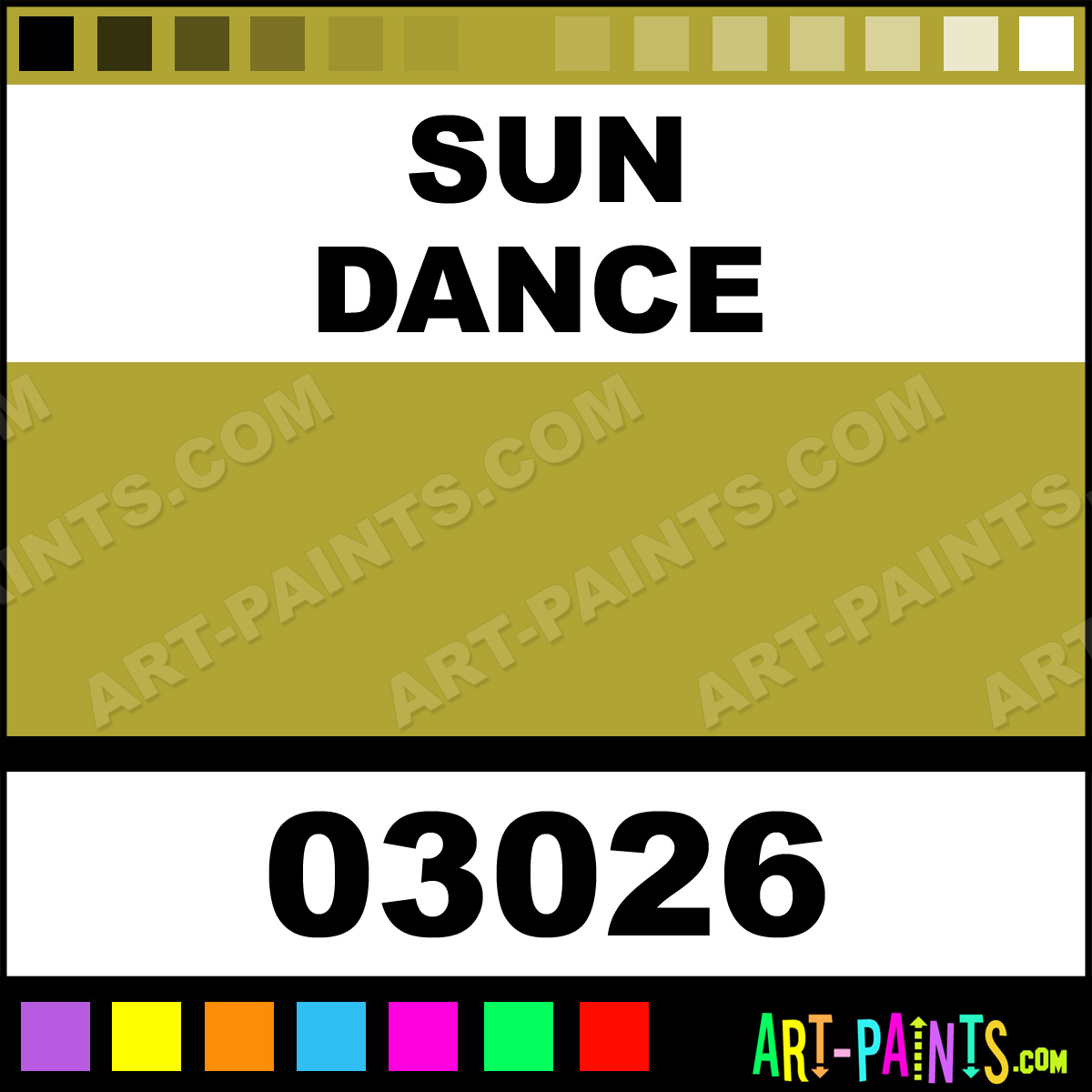 Candy Yellow Spray Paint Part - 47: Sun Dance Paint 03026 By SEM Candy Concentrates Spray Paints