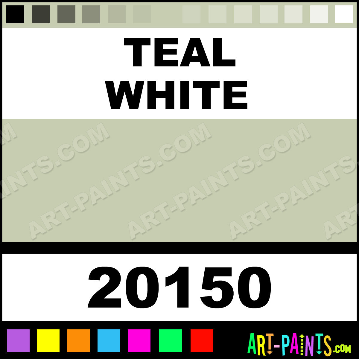 Dark teal paint teal white paint 20150 by