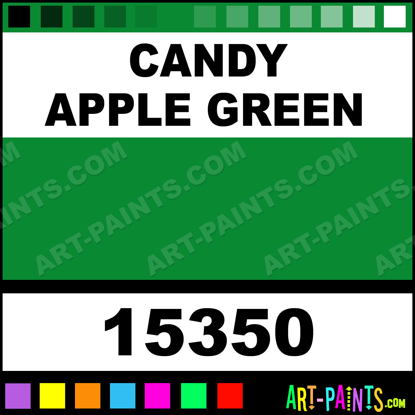 candy apple green - Apple Green Color