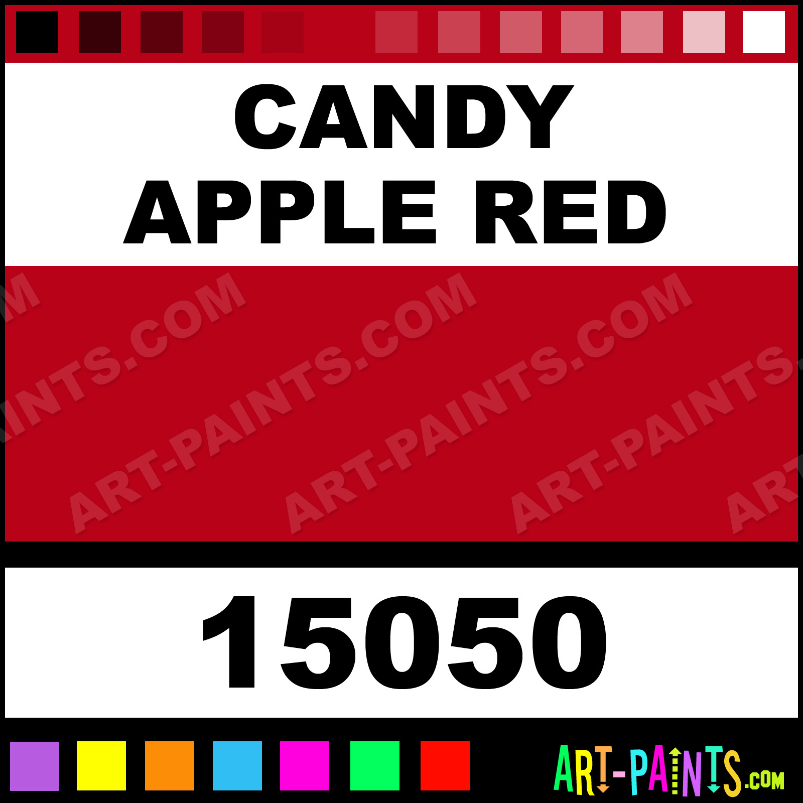 airbrush spray paints 15050 candy apple red paint candy apple red. Black Bedroom Furniture Sets. Home Design Ideas