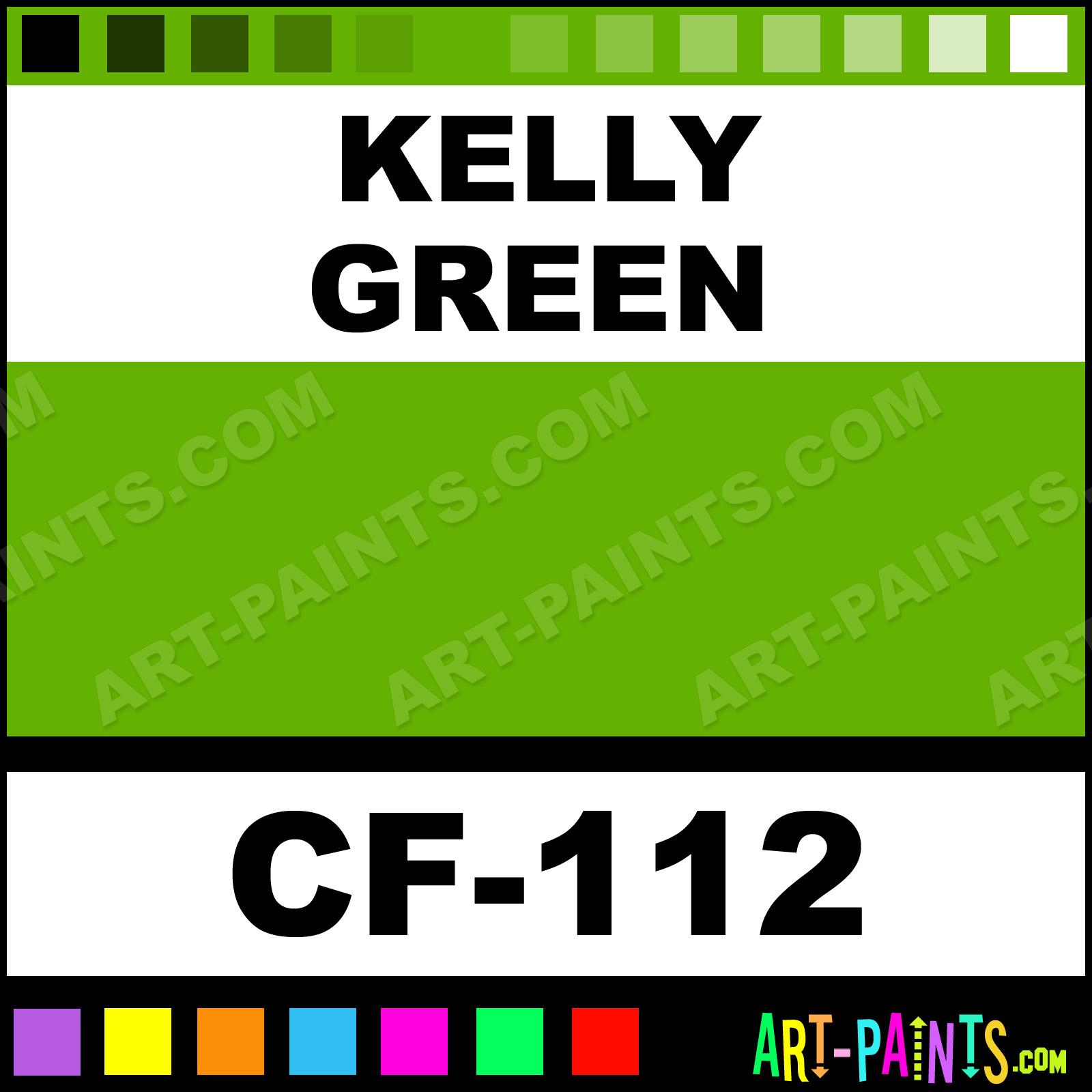 Kelly green cmyk