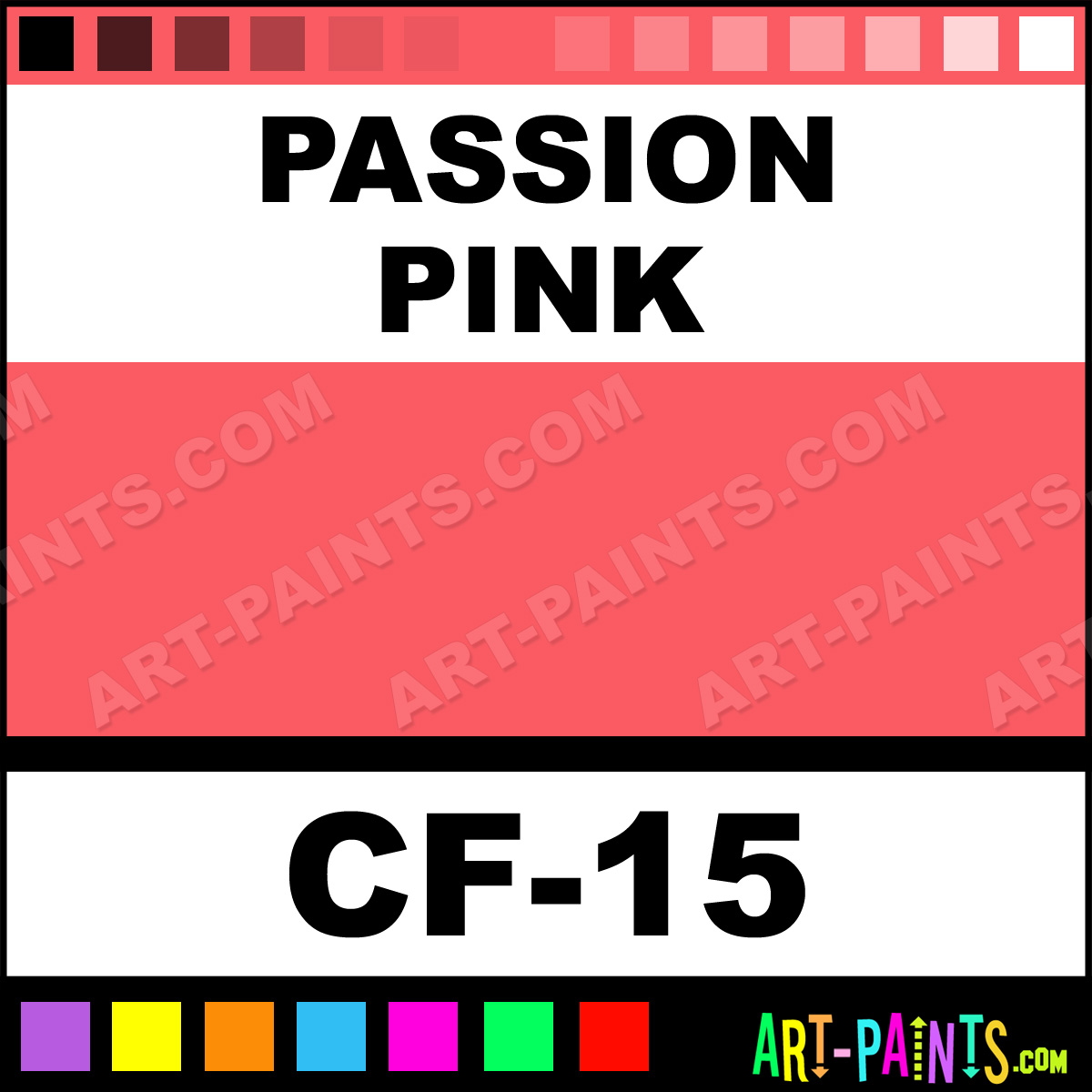 Passion Pink Magicake Aqua Body Face Paints Cf 15