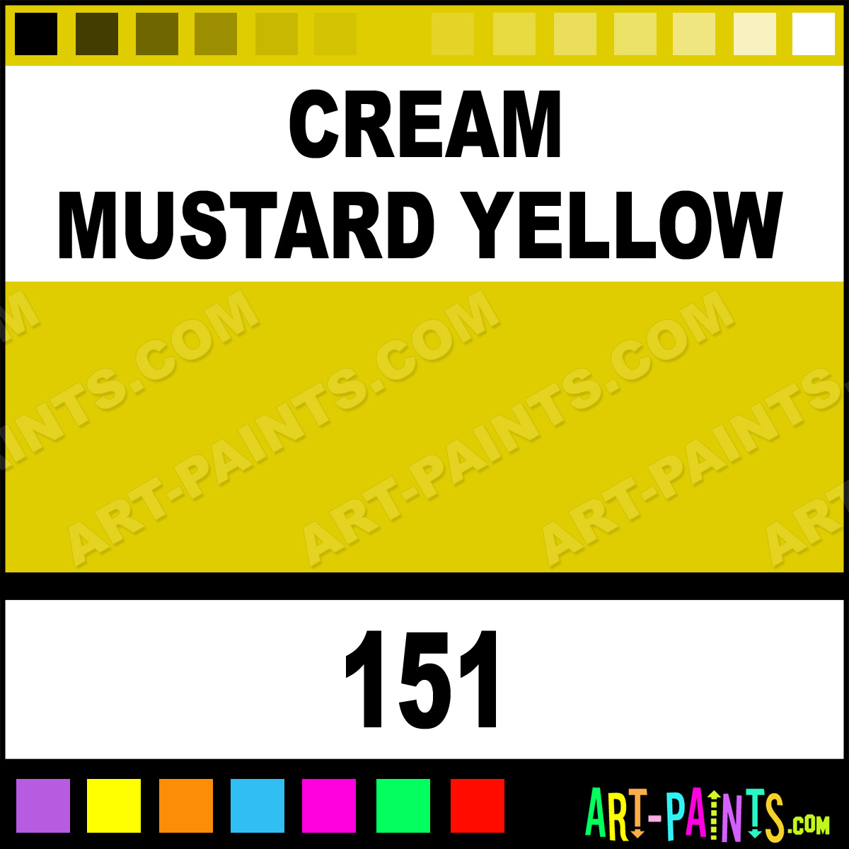 Simple Mustard Yellow Paint Mustard Yellow Paint Color