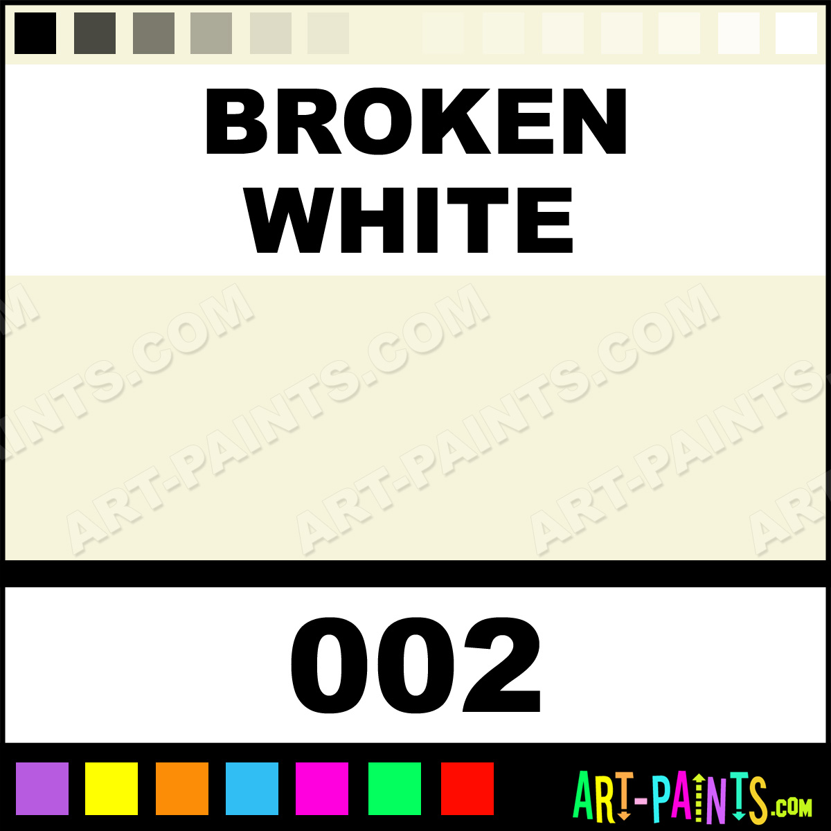 Paint Colors For Home Theater Broken White Rouge Eye Shadow Body Face Paints 002