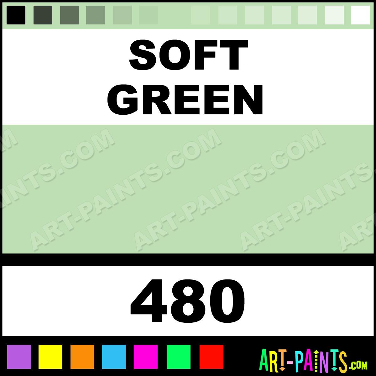 Soft Green Paint Colors Cheap