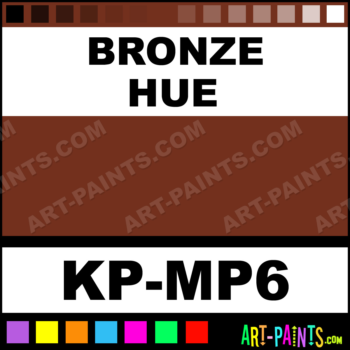 Kryolan Bronze Body Paint