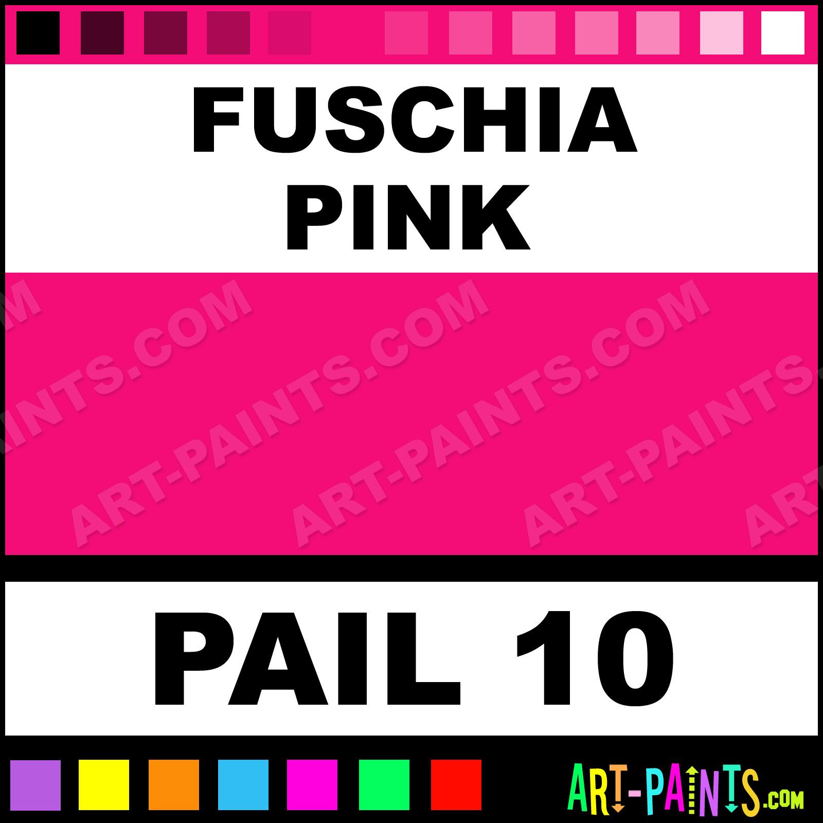 Paris Berlin Paints Fuschia Pink