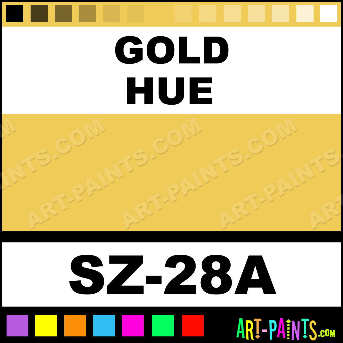 Snazaroo Gold Body Paint
