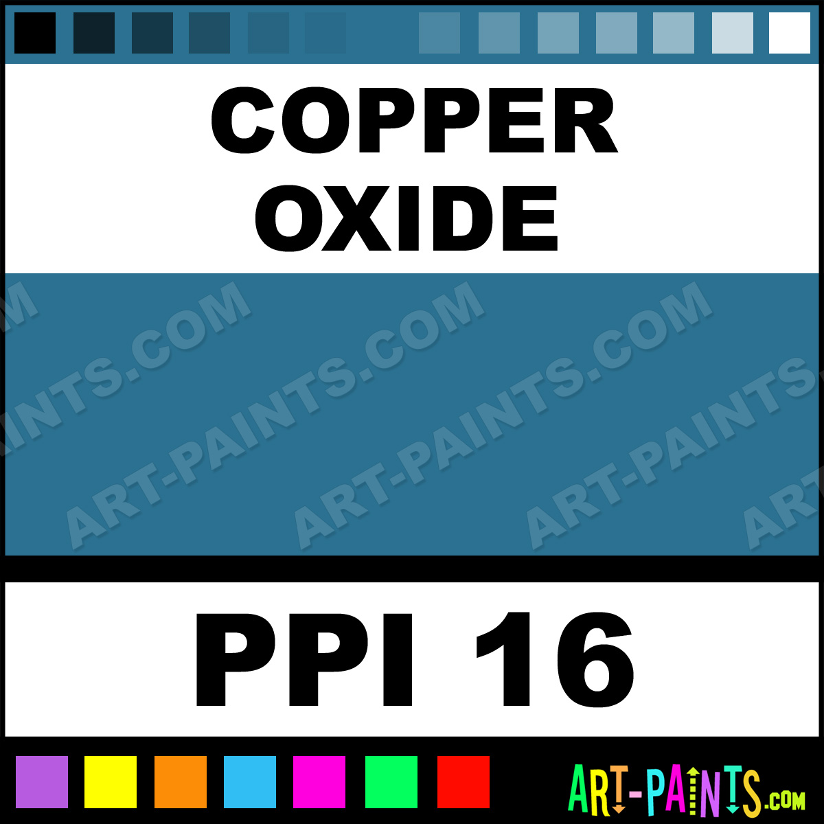 Copper Oxide Permanent Pigmented Ink Calligraphy Inks