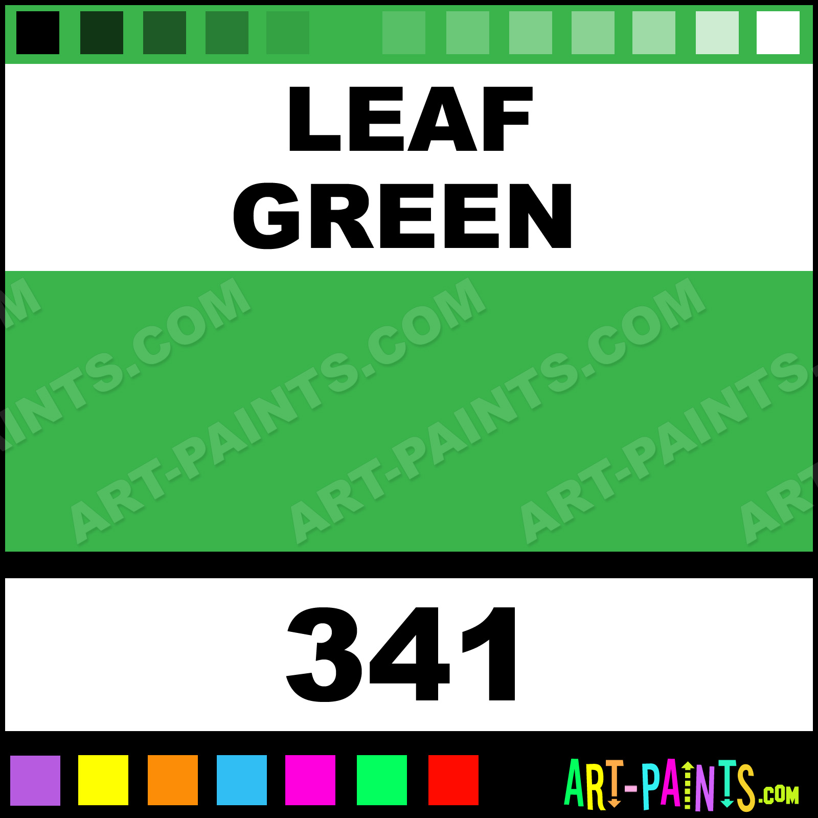 Leaf Green Calligraphy Ink Calligraphy Inks Pigments And
