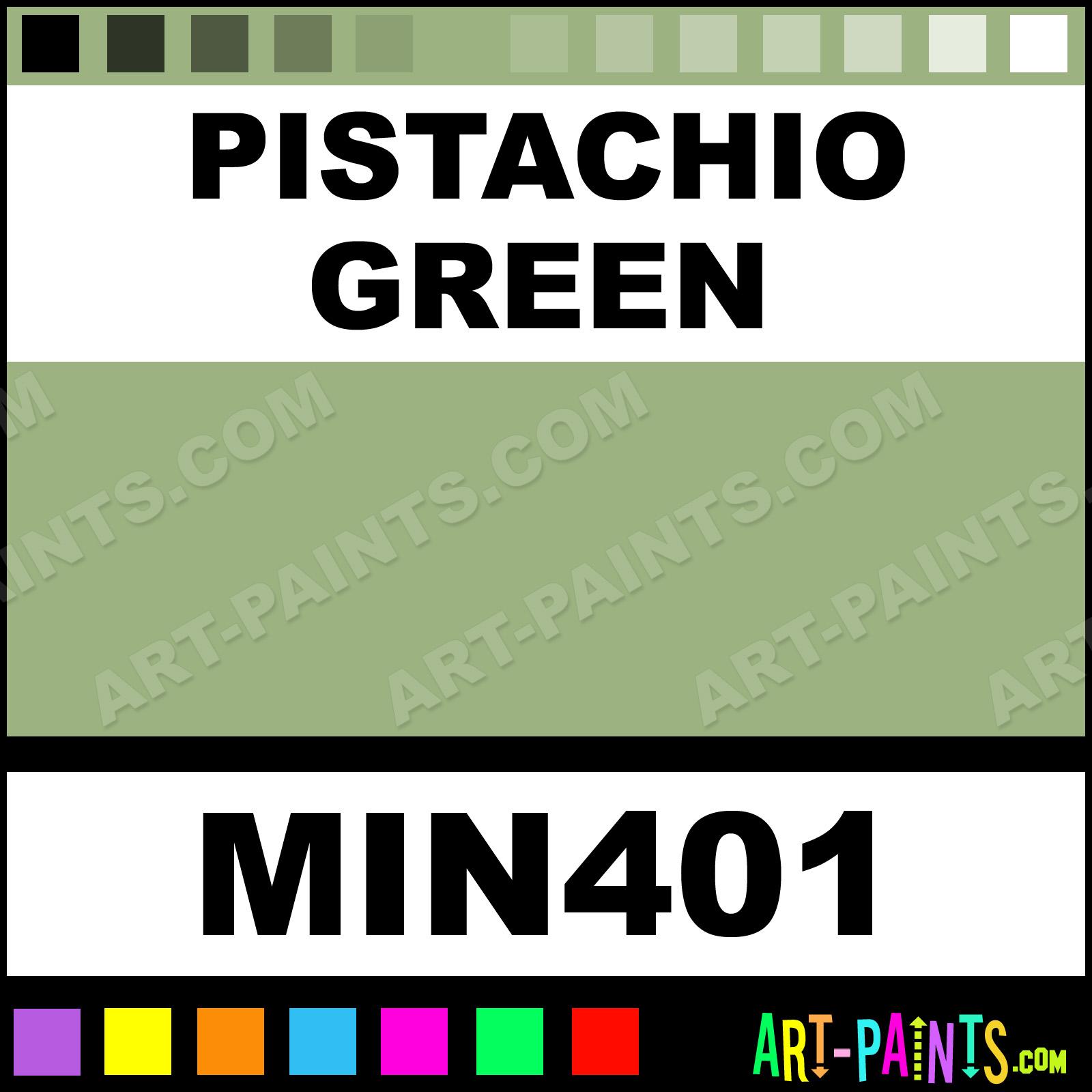 Pistachio Green Powder Casein Milk Paints Min401 Paint Color Earth Pigments 9cb281 Art