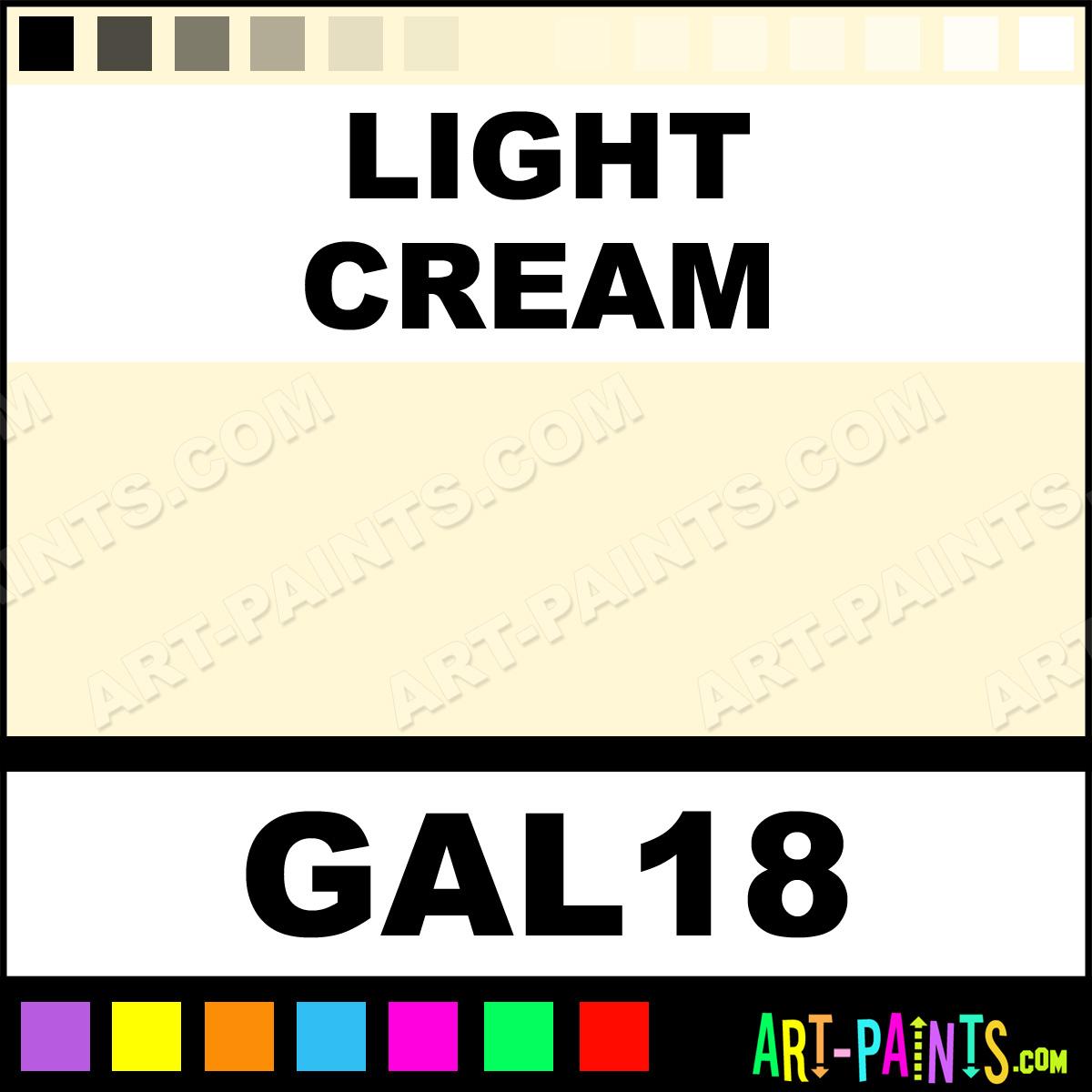 Light cream milk paint casein milk paints gal18 light for Best light cream paint color