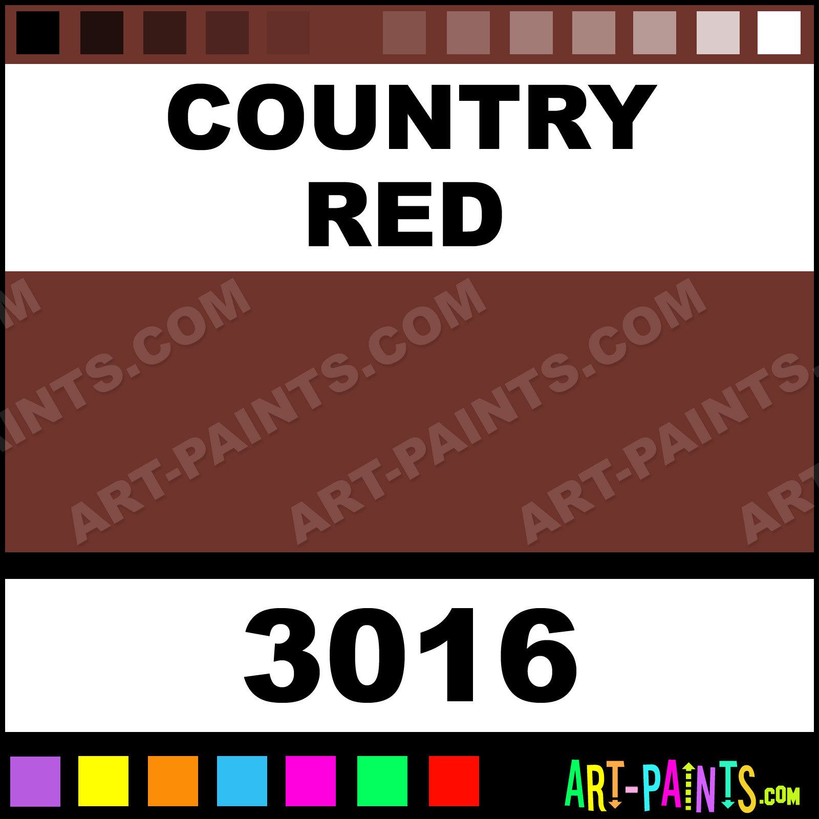 country red milk paint casein milk paints 3016 country