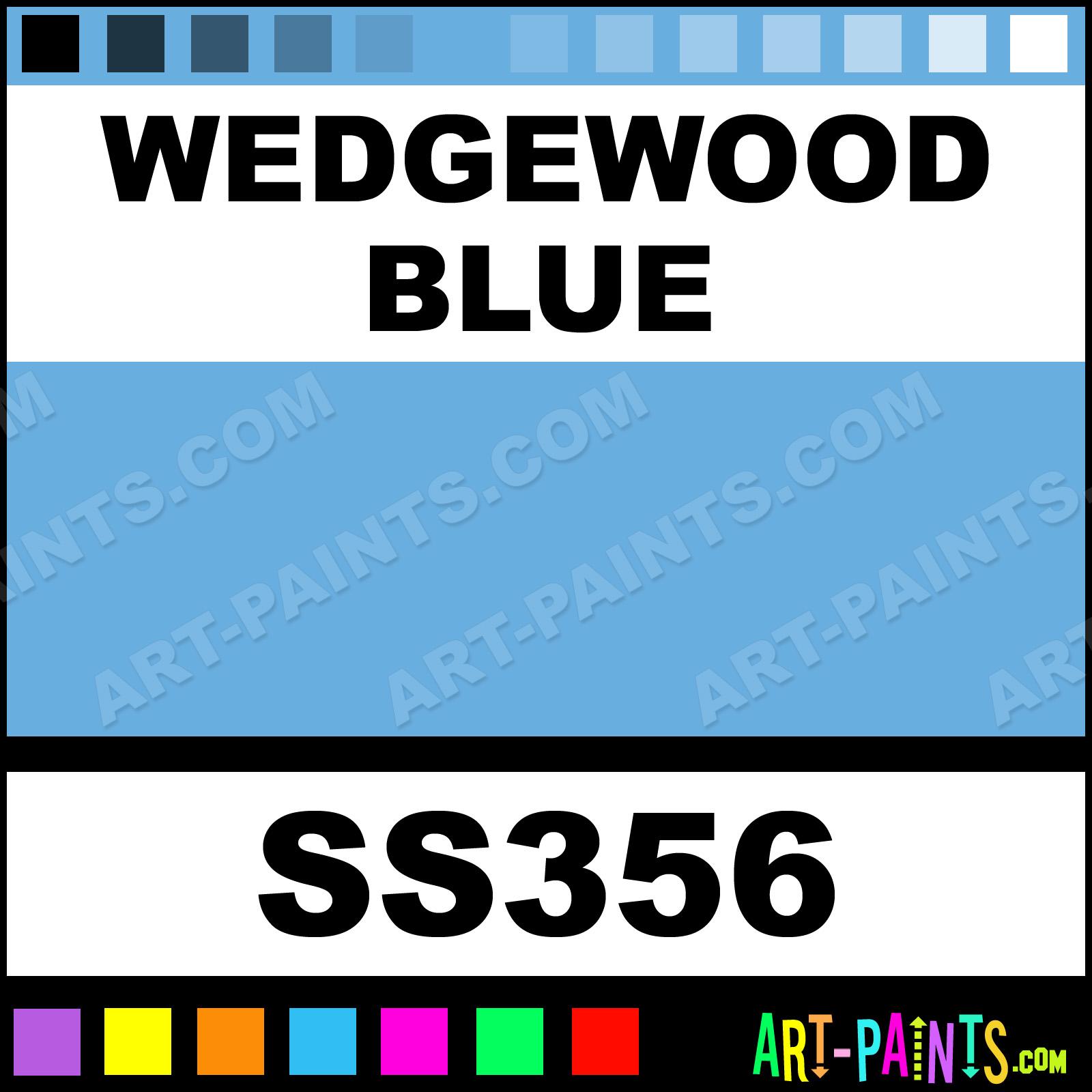 Wedgewood Blue Paint