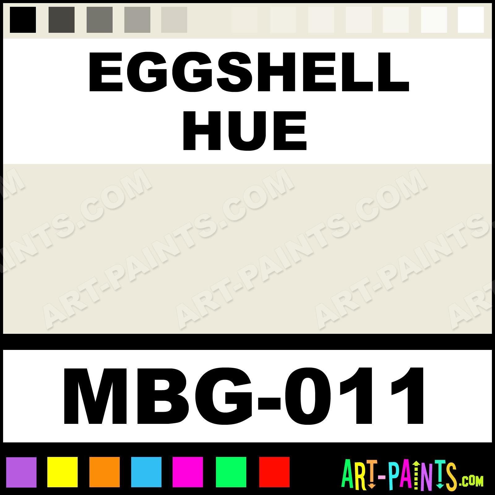 Eggshell Cone 6 Ceramic Paints MBG011 Eggshell Paint