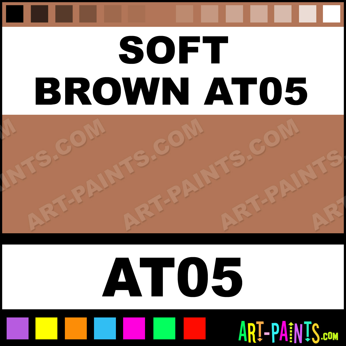 Soft brown at05 ceramic ceramic paints at05 soft brown for Soft brown paint colors