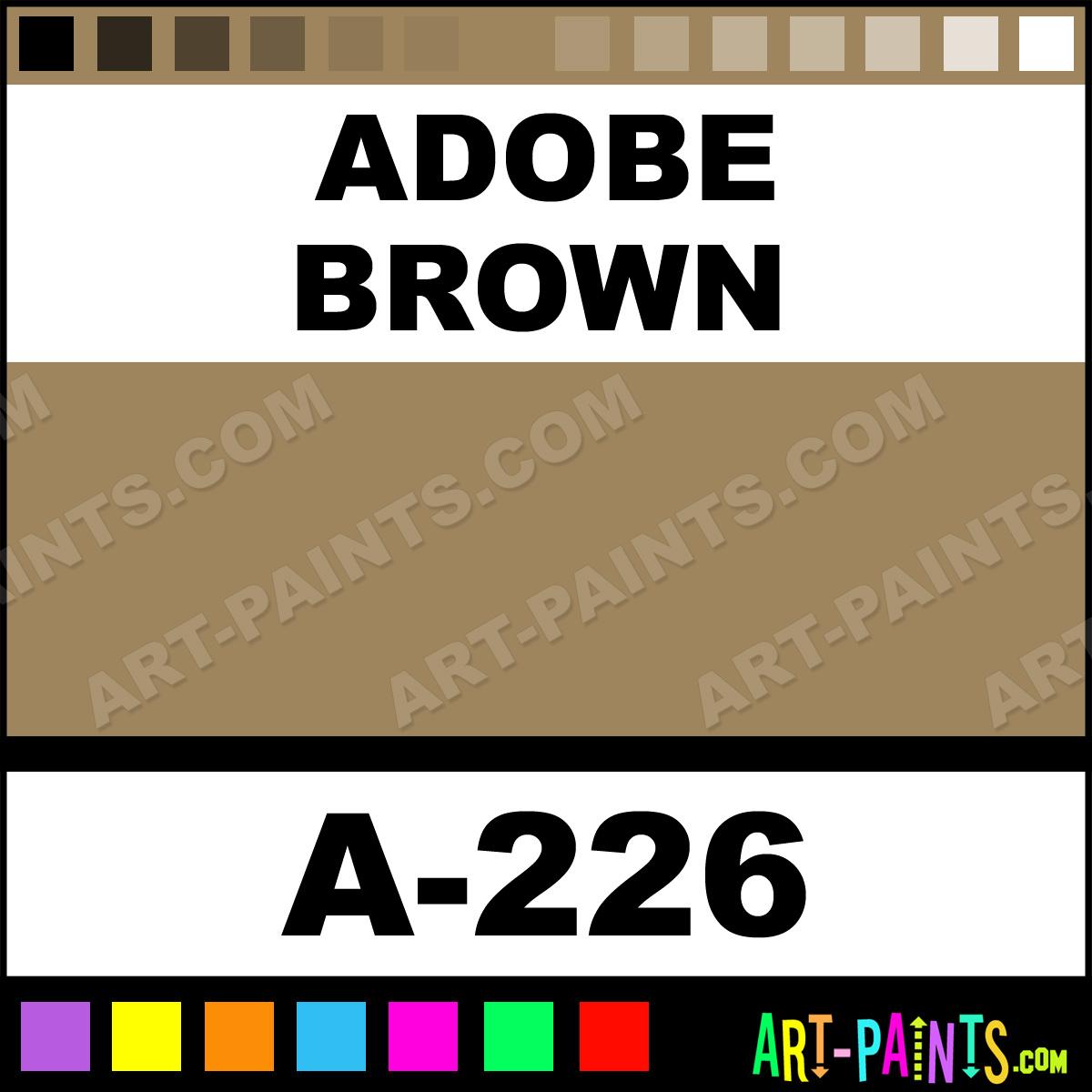Paint Colors Adobe And Exterior Paint Colors: Adobe Brown Paint, Adobe Brown Color, Donnas Hues