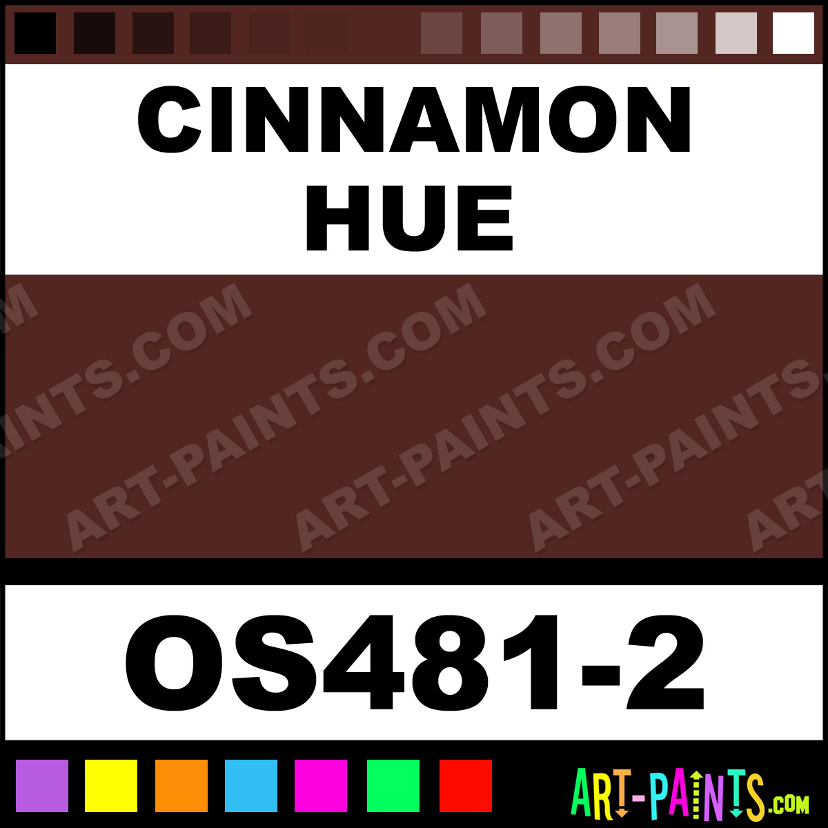 Cinnamon Stain Color http://www.art-paints.com/Paints/Ceramic/Duncan/Bisque-Stain/Cinnamon/Cinnamon.html