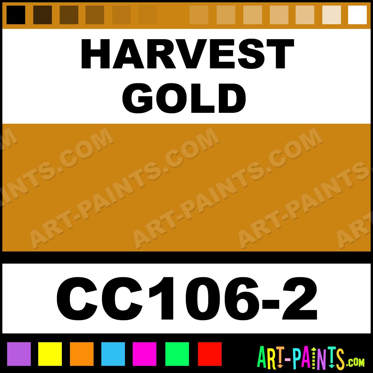 Harvest Gold... Harvest Gold