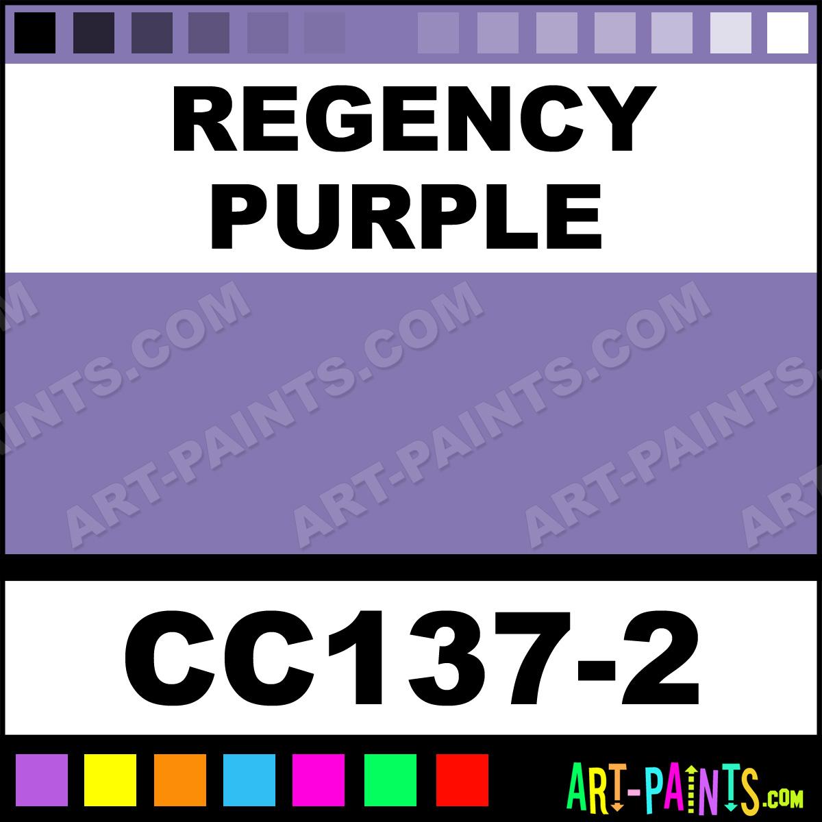 Regency Purple Paint