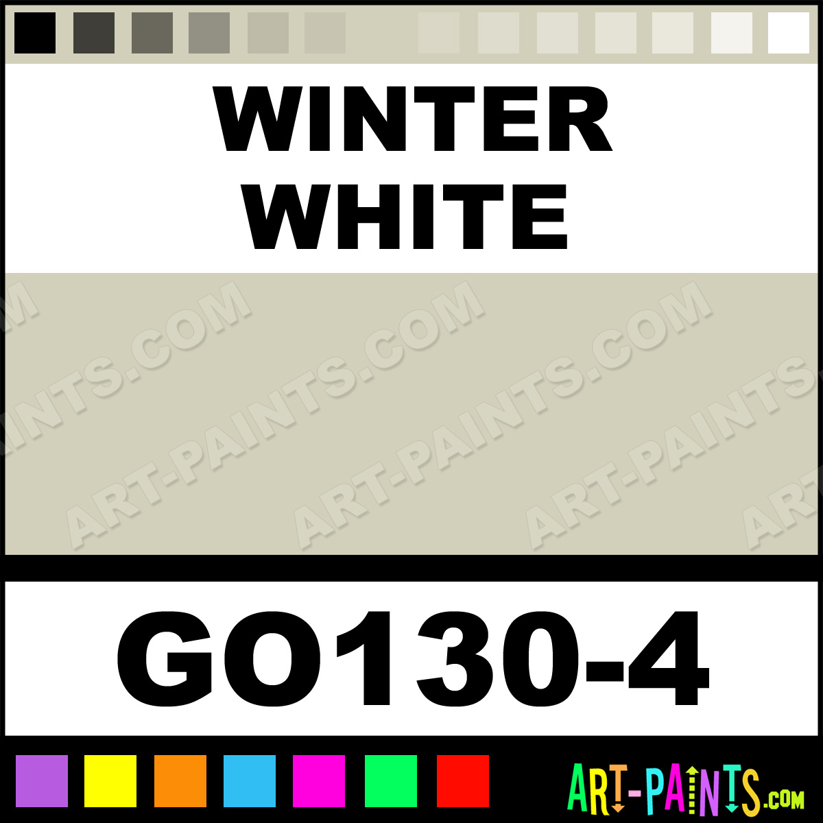 Winter White Gallery Opaque Ceramic - 198.0KB